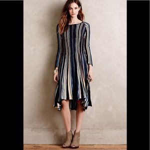 Anthropologie Moth swing dress BNWT (runs big)